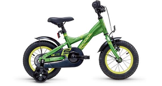 s'cool XXlite 12 steel Green/Yellow